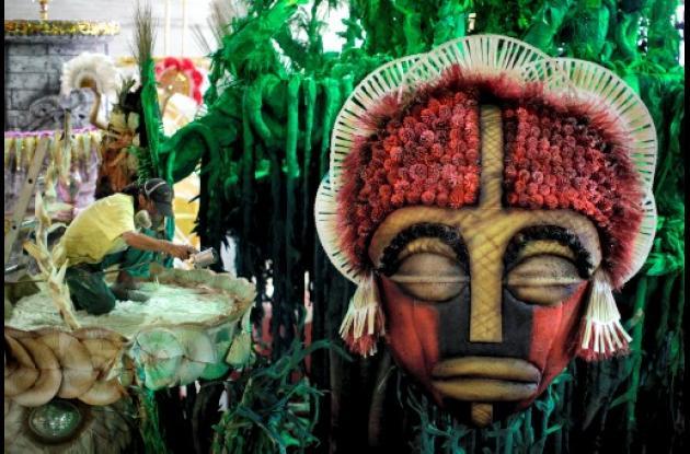 Brasil se prepara con condones para enfrentar el Carnaval.
