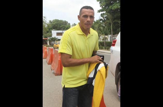 Breiner Castillo, nuevo jugador del Real Cartagena.
