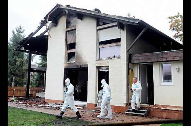El jugador carioca Breno habría incendiado su casa