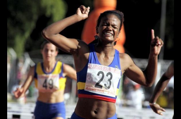 Brigitte Merlano mundial de atletismo daego