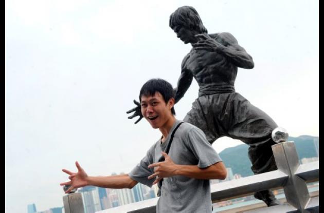 Se paraliza museo en honor a Bruce Lee.