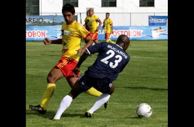 El Atlético Bucaramanga fue embargado.