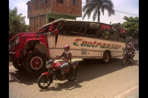Accidente de bus de Arjona