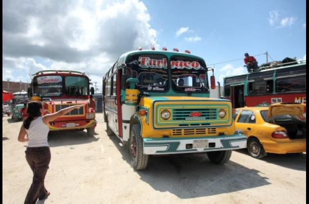 buses intermunicipales terminal de transporte Cartagena