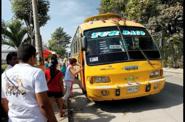 Buses de Turbaco