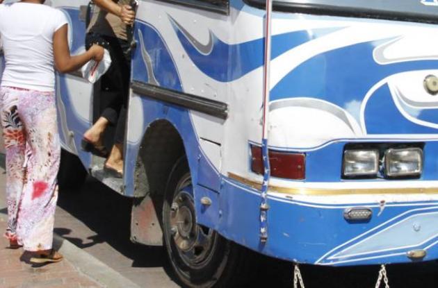 No paran las quejas contra el servicio de transporte público de buses y busetas.