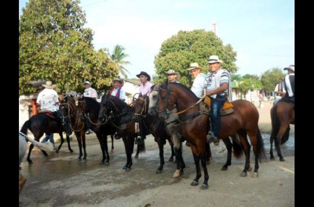 Caballistas de Córdoba, Sucre, Bolívar y Atlántico participarán en la cabalgata.