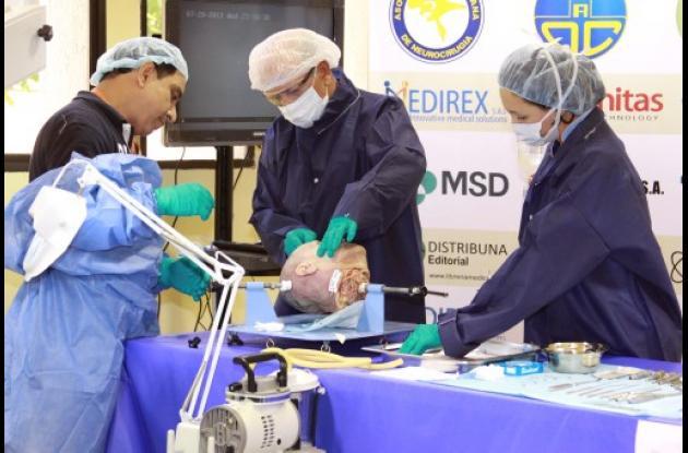 universidad de cartagena neurocirugía