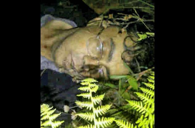 Familia de Alfonso Cano pide trato digno para el cadáver del jefe de las Farc.
