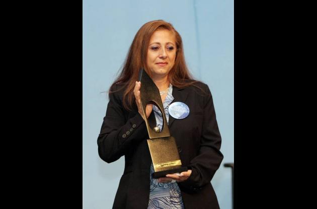 Aydee Liliana Meza, Mujer Cafam 2012