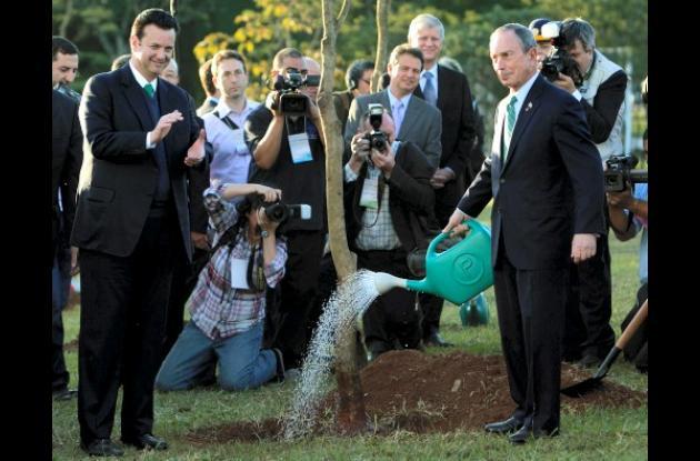 En Brasil se realiza la reunión de grandes ciudades sobre el clima.