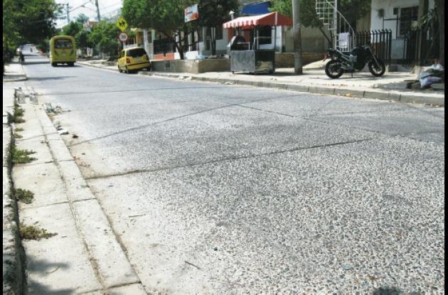 La víctima se encontraba en una fiesta en la calle La Lengua en el barrio Los Ca