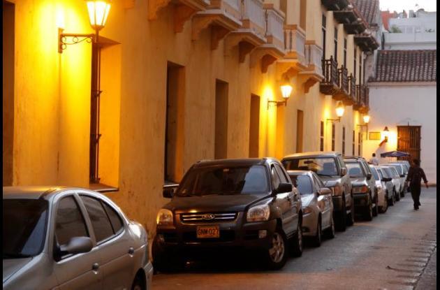 Los parqueaderos públicos que existen en Cartagena también tienen unas tarifas i