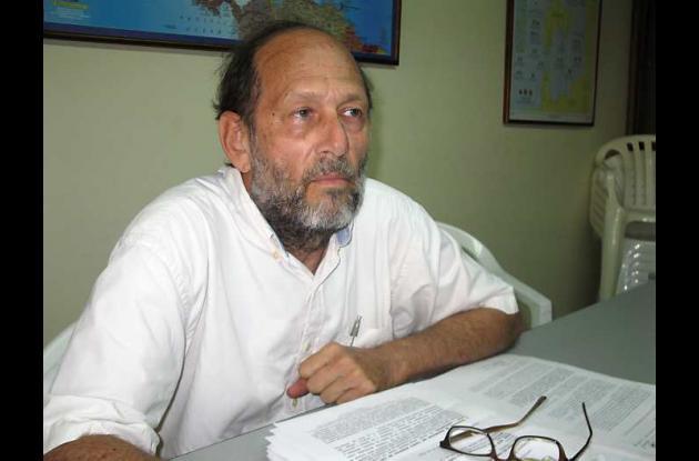 Rafael Camacho, presidente de Asocentro.