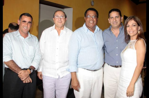 Coctel en la Cámara de Comercio de Cartagena