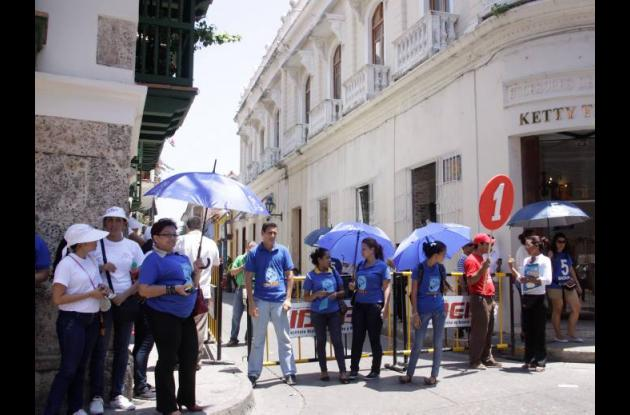 jornada de elecciones de la Junta Directiva de la Cámara de Comercio de Cartagen