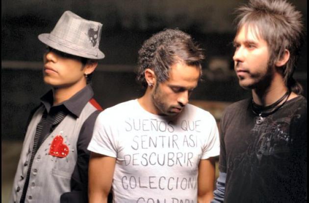 la agrupación mexicana Camila.