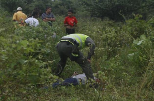 campesino asesinado a machetazos