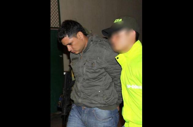James Bresnei Zea González, alias Pablo, cabecilla de la banda criminal 'Los Pai