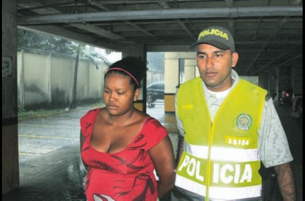 Katrina Arellano Puerta, de 19 años, fue capturada por el homicidio de su marido