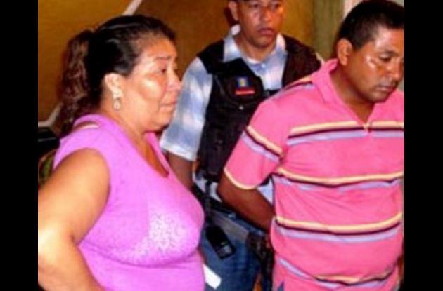 María Elena Mercado Pelufo y su marido, Roger Rosado Camacho, a la cárcel.