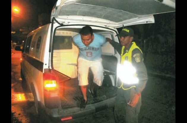 Jesús Rodríguez Valencia, capturado