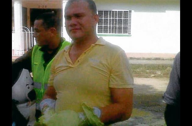 Miguel Padilla, alias 'Bebé', capturado.