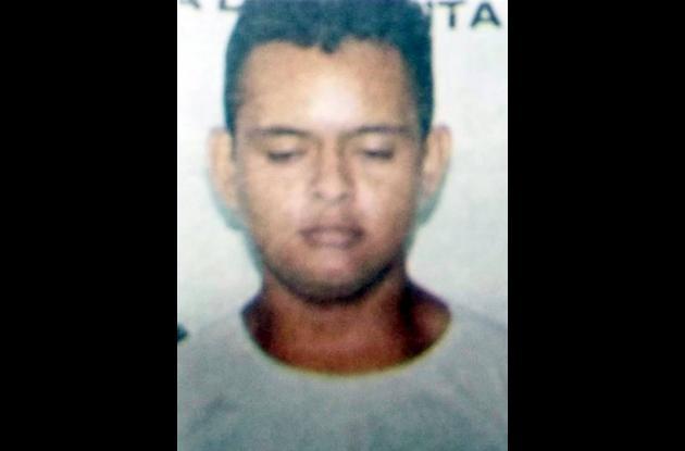 Rubén Lozano, de Valencia, Córdoba capturado en Cúcuta.