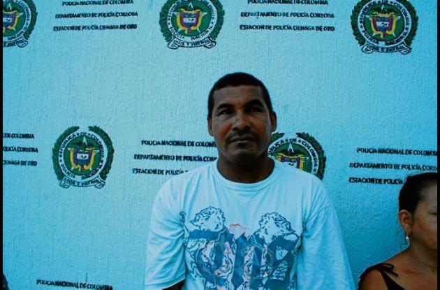 Francisco Manuel Fontalvo, capturado por drogas
