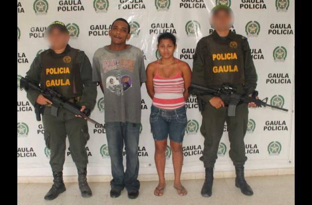 "Carmen Álvarez Bolívar alias ""Carmocha"", de 21 años"