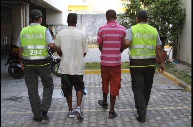Unidades de Vigilancia Comunitaria por Cuadrantes del barrio Ceballos