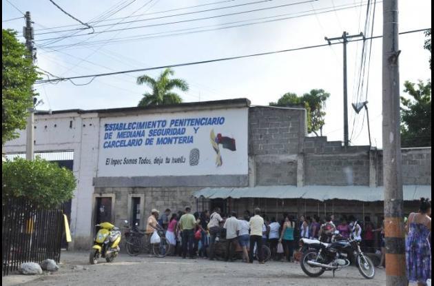Cárcel de Montería.
