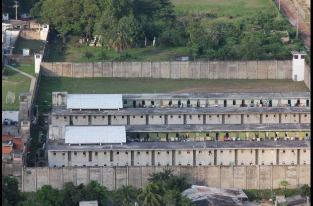 cárcel de ternera de Cartagena