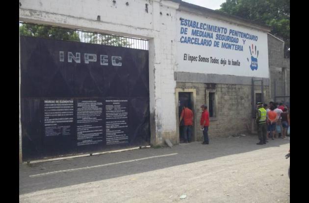 Cárcel Nacional Las Mercedes de la ciudad de Montería
