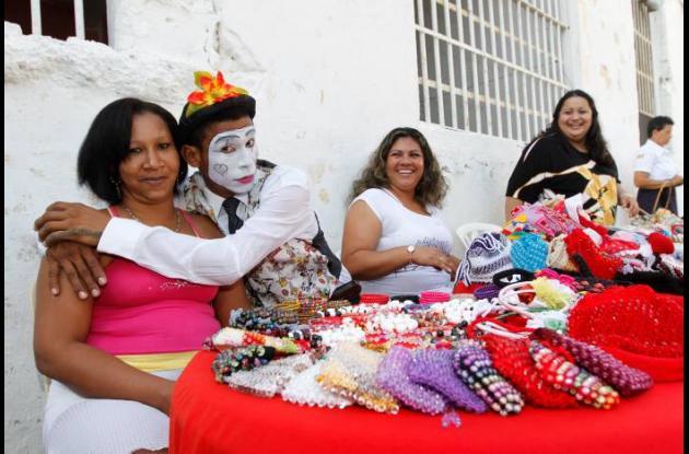 Mujeres en la cárcel celebran el día de la mujer