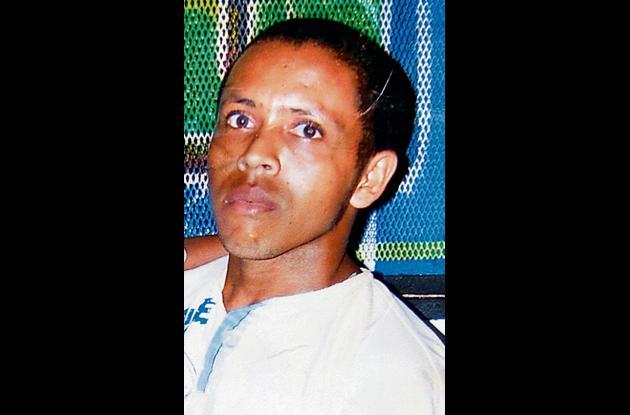 Luis Fernando Martínez Díaz, asesinado