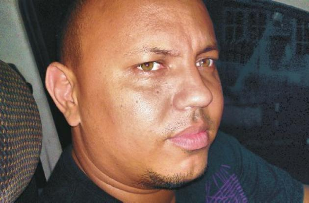 Omar Julio Martínez, asesinado.
