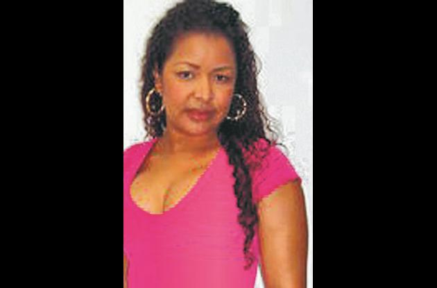 Ximena Caicedo Vásquez, asesinada.