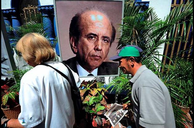 Los restos del expresidente Carlos Andrés Pérez ya reposan en Venezuela.