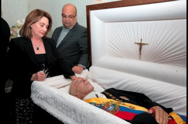 Juez decidirá destino final del expresidente Carlos Andrés Pérez.