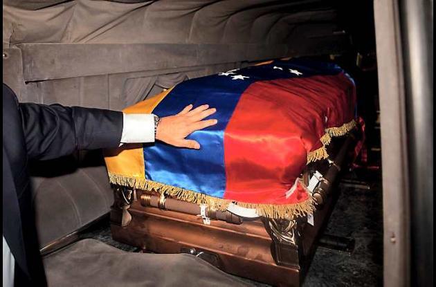 El cuerpo de Carlos Andrés Pérez fue repatriado a Venezuela después de una dispu