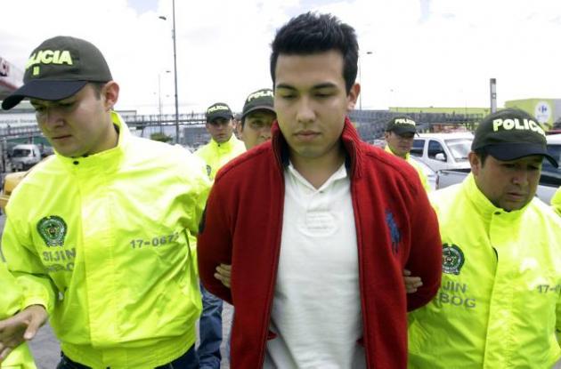 Carlos Cárdenas, involucrado en el caso de la muerte de Luis Andrés Colmenares.