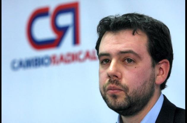 Carlos Fernando Galán Pachón, nuevo director único del partido.