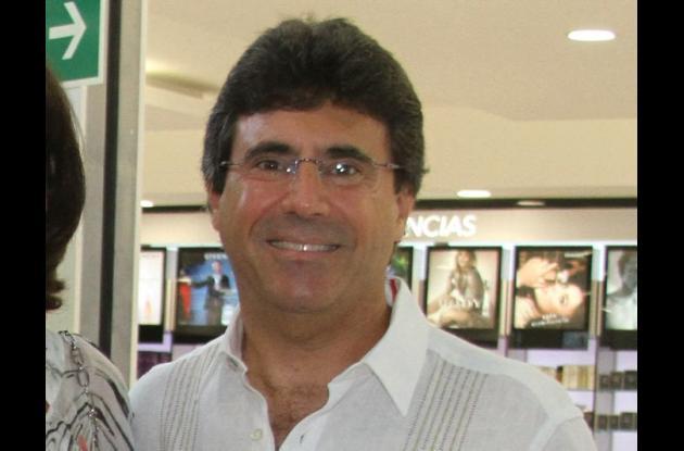 Carlos Gedeón Juan, nuevo presidente de la junta directiva de Fenalco Bolívar.