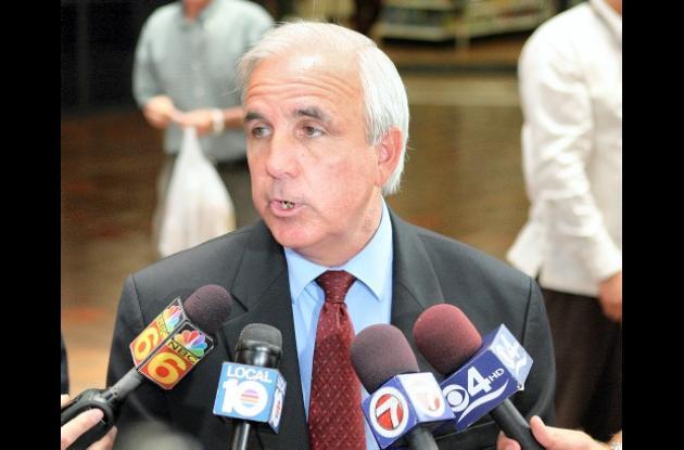 Carlos Giménez, nuevo alcalde del condado de Miami Dade.