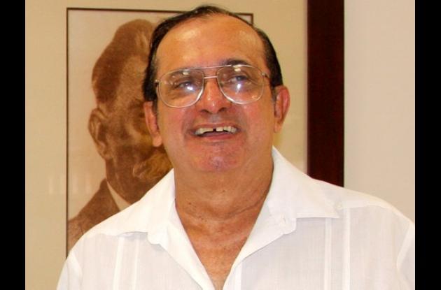 Carlos Gustavo Méndez.