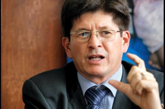 Carlos Iván Márquez Pérez, director de Gestión del Riesgo.