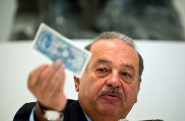 El multimillonario Carlos Slim incrementa participación en el New York Times.