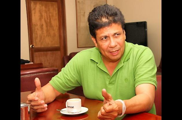 Carlos Díaz Redondo.