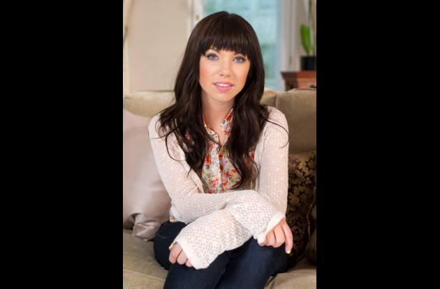 La canadiense Carly Rae Jepsen.